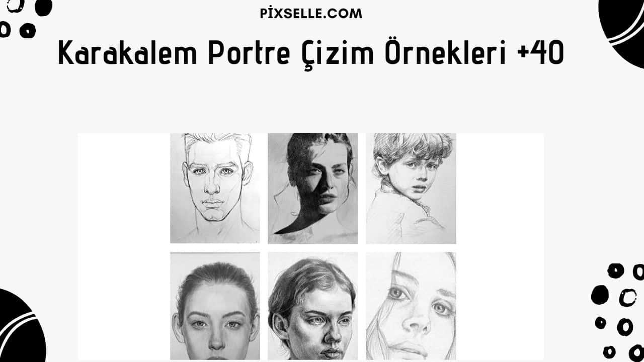 karakalem-portre-çizim-örnekleri