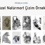 En-Güzel-Natürmort-Çizim-Örnekleri