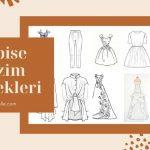 Elbise-çizim-örnekleri