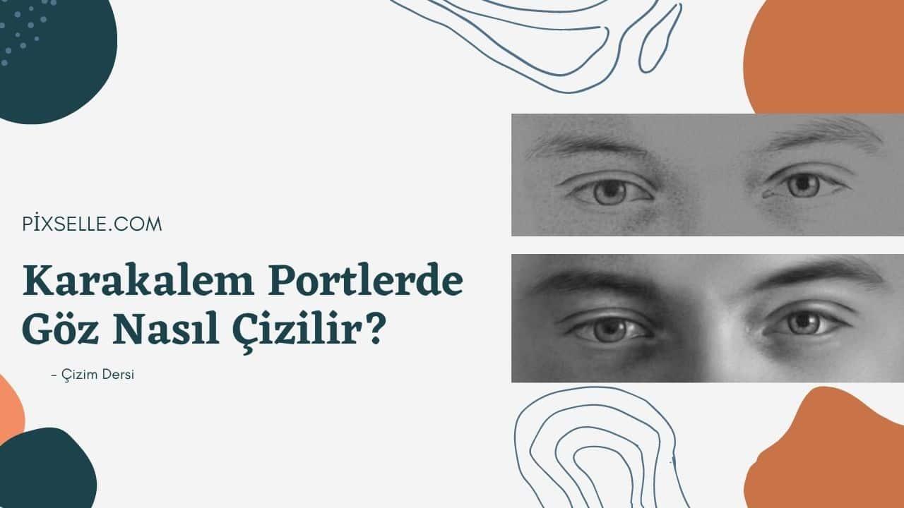 karakalem-portre-göz-çizimi-nasıl-yapılır