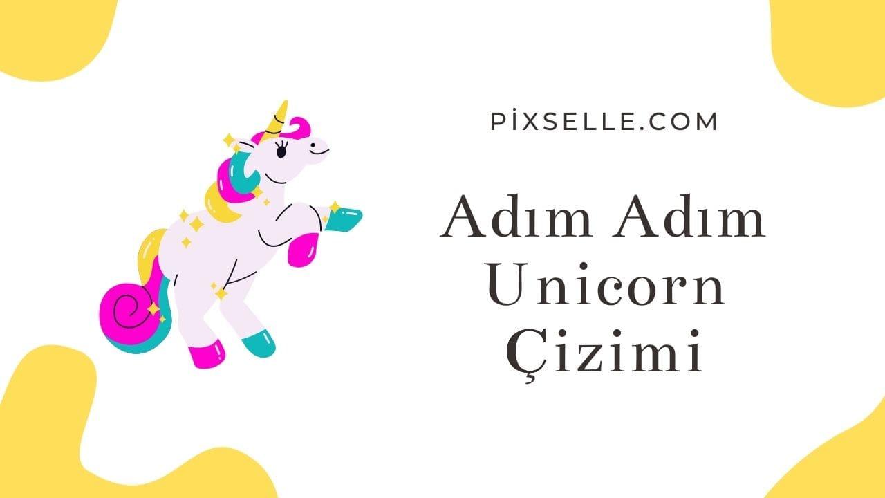 adım-adım-basit-unicorn-çizimi