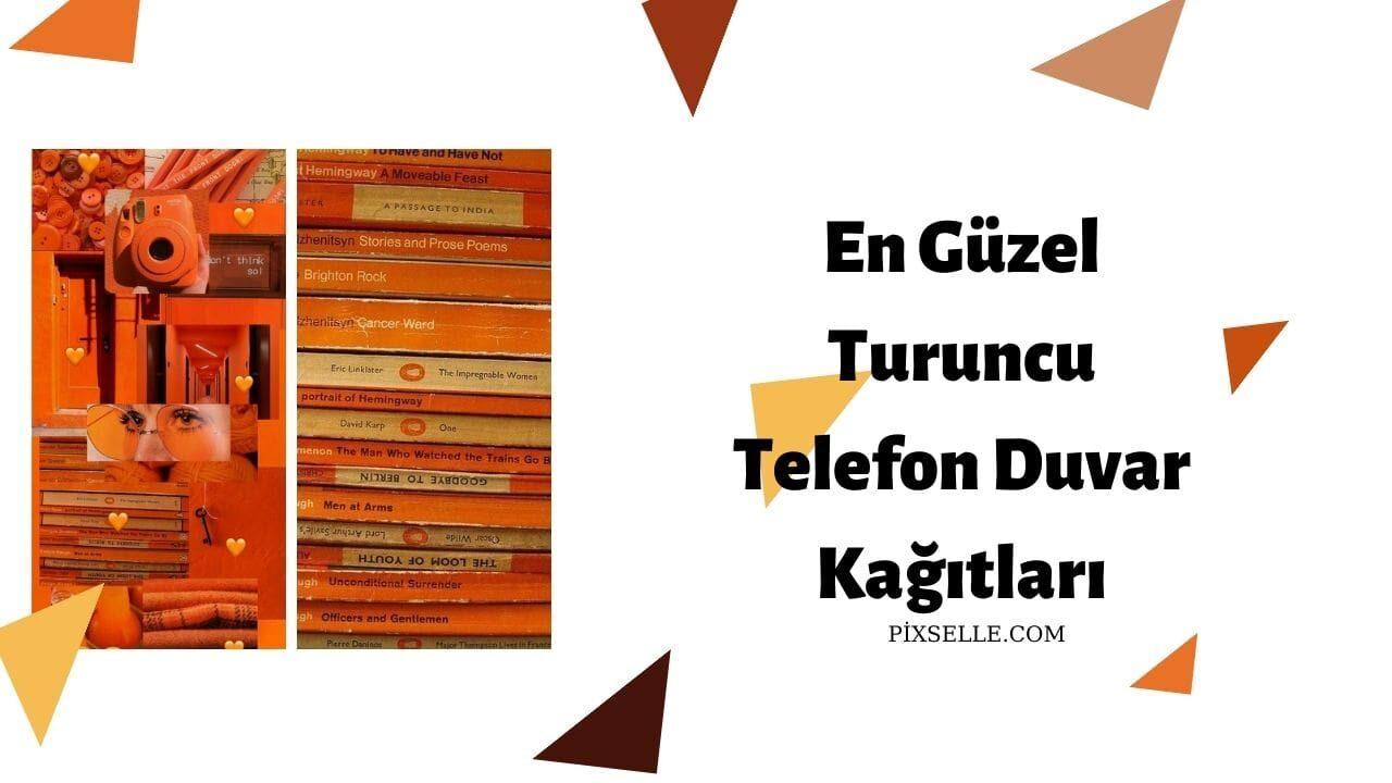 En-Güzel-Turuncu-Telefon-Duvar-Kağıtları